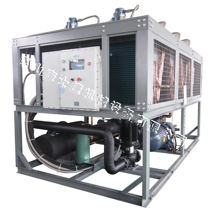 风冷螺杆式乙二醇低温制冷机组