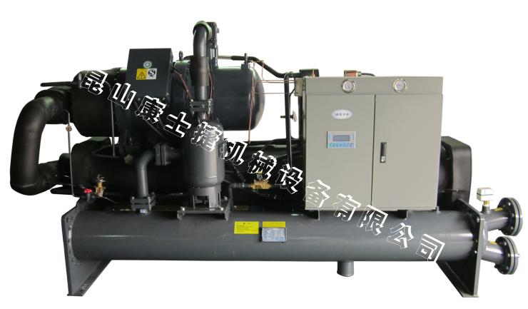 水冷式单机头螺杆冷水机组
