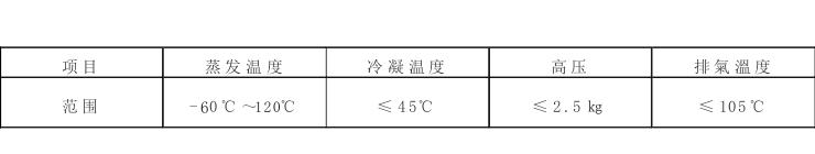 风冷式冷热一体机组